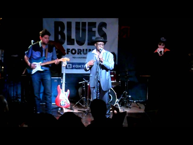 BOB STROGER Key To The Highway Part 2 06 02 15
