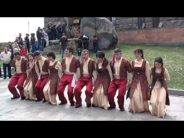 «ՄՇՈ ԽԸՌ» ՄԱՍՈՒՆՔ MASUNQ folk ensemble - Msho Khr