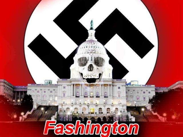 Америка - рассадник фашистов / America - a hotbed of Nazis