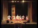 Народный ансамбль танца Илемби с чувашским танцем Уяв ташши