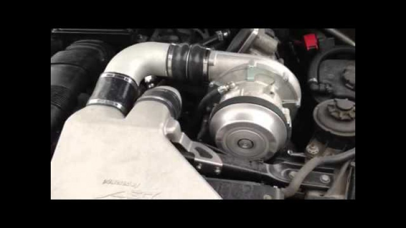 BMW X5 Hamann Compressor G Power SK3 SKIII