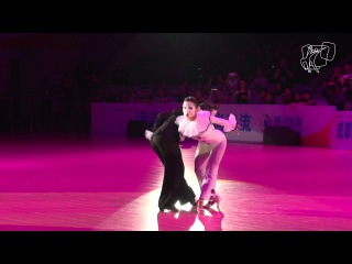 Casula - Marras, ITA | 2014 World Showdance LAT | DanceSport Total