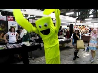 The Best Cosplay Of All Time Goes To Wacky Waving Arm Inflatable Tube Man