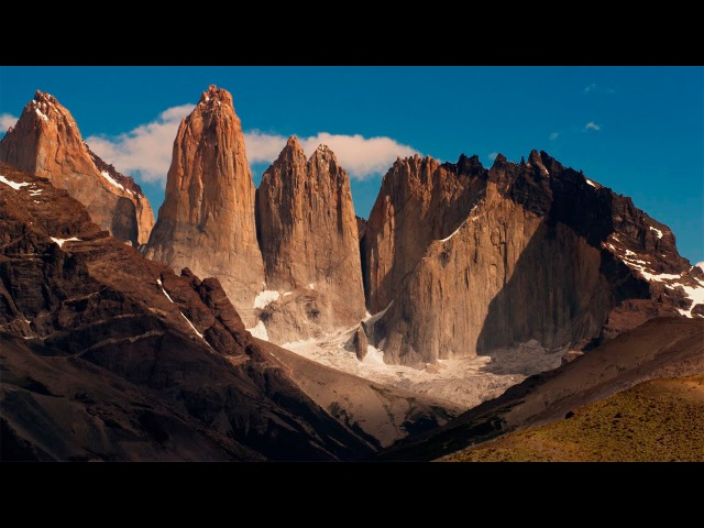 Patagonia Travel Experience Video by EcoCamp Torres del Paine National Park Chile