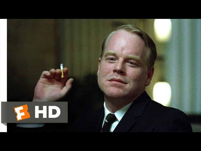 Capote 3 11 Movie CLIP Charming the Deweys 2005 HD