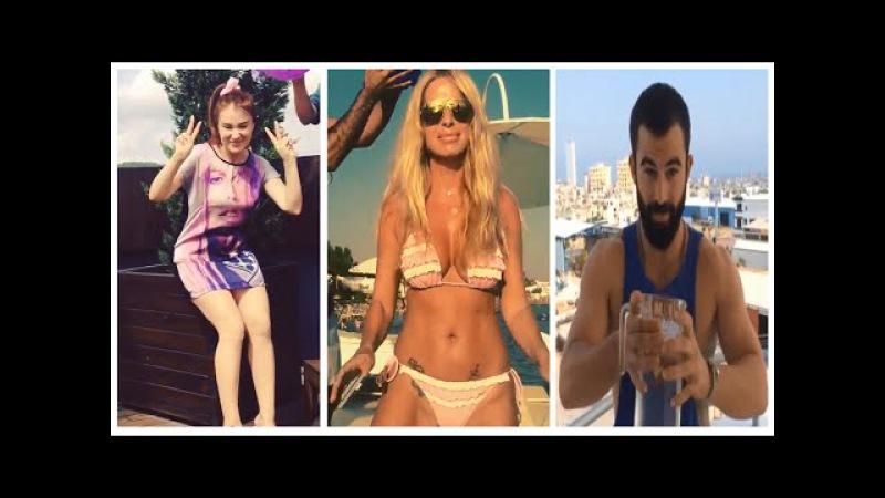 Hilal Cebeci, Hülya Avşar, Sinem Kobal Türk Ünlülerden ALS Hastalarına Destek...