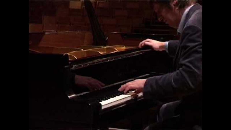 Boris Berezovsky Chopin Revolution Etude plus Godowsky version