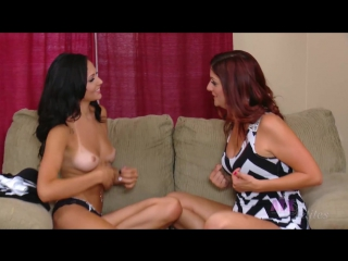 Alicia silver - double girl naked porn video with ariana marie and alicia silver групповуха подростки лесби секс ёбля смуглая м