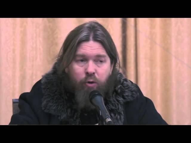 Архимандрит Тихон Шевкунов о призвании к монашеству