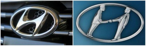 #Полезно_знать_СекретыПерекупа  Многие склонны думать, что логотип корейского конгломерата Hyundai...
