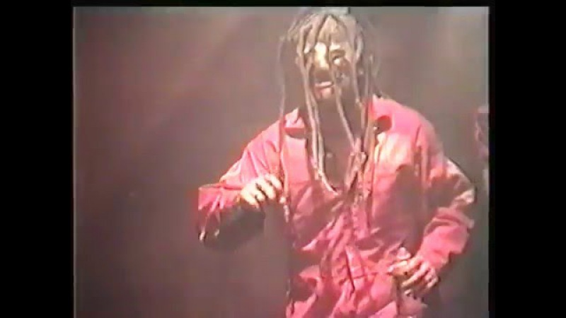 Slipknot (live) - The Limelight, New York City, NY, USA (Feb. 25, 2000)