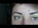 Бровки сразу после процедуры перманентного макияжа!Мастер: Елена Дамения 7(978)0652743