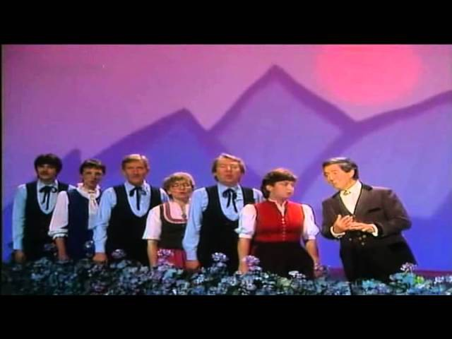 Vico Torriani La Montanara Das Lied der Berge 1985