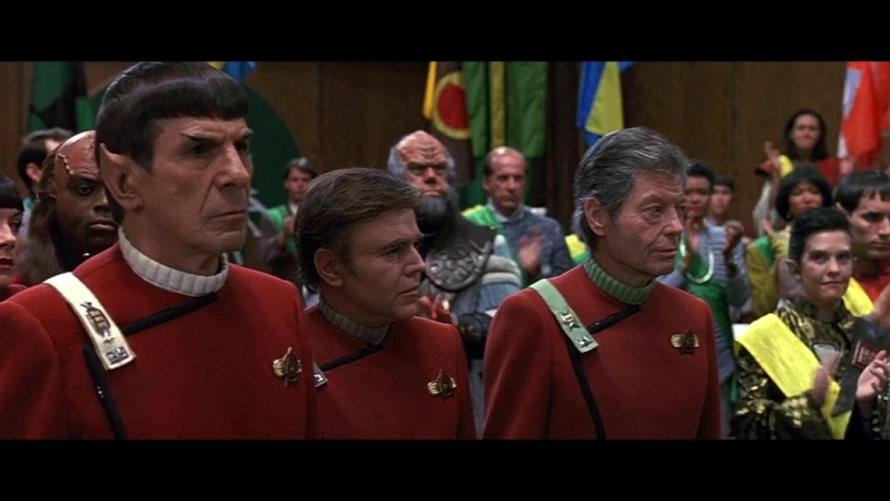 Star Trek 06 Клингоны предки древних укров