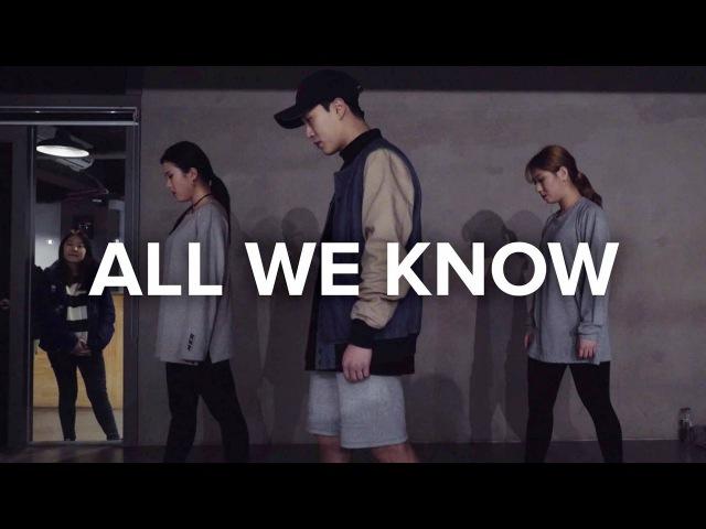 All We Know - The Chainsmokers ft. Phoebe Ryan / Junsun Yoo Choreography