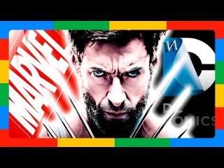 ТОП-5 Супергероев, которые были украдены MARVEL и DC! Кто ГЛАВНЫЙ из них ВОР?