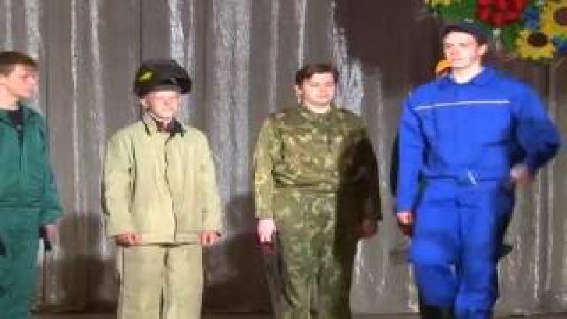 День карьєри в Шосткинському ВПУ