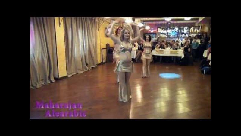 Bellydance TV - Maharajan Alearabic - Группа Азента, Dum Tek Tek