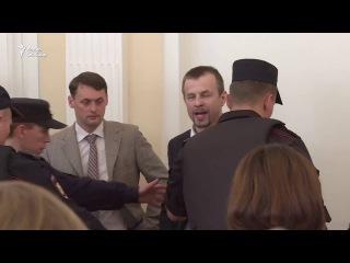 """""""Я плюнул в лицо """"Единой России"""""""