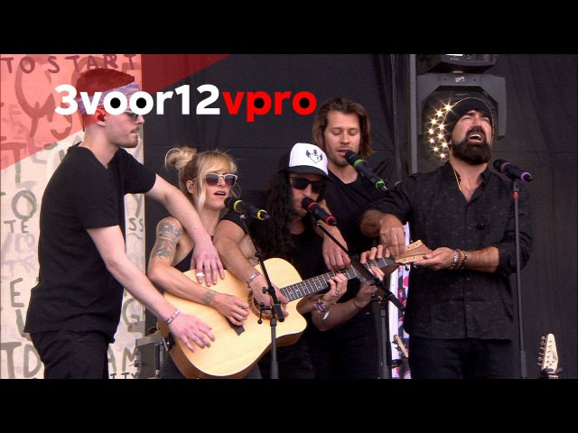 Walk Off The Earth live @ Pinkpop 2016