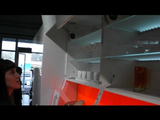 BLUM LEGRABOX SERVO-DRIVE Aventos HF Servo-drive Aventos HK tip-on Kiff 2015