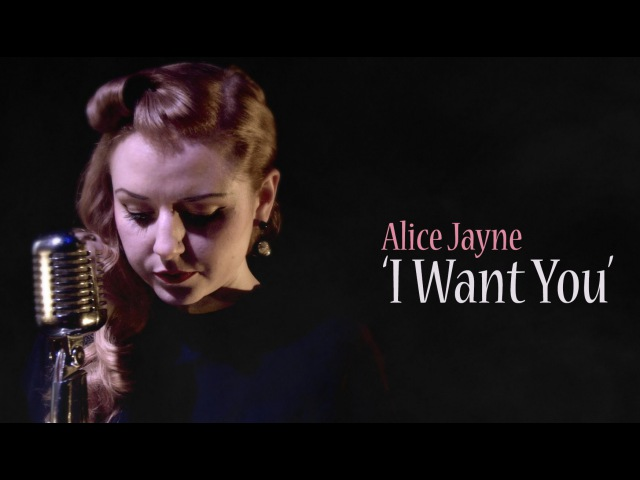 'I Want You' Alice Jayne ROLLIN' RECORDS (music video) BOPFLIX