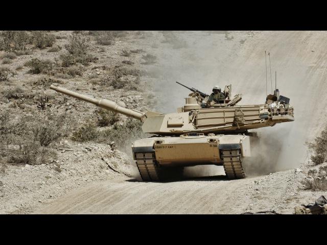 M1A1 2 3 Action Сompilation 2016 Проверенный боями американец