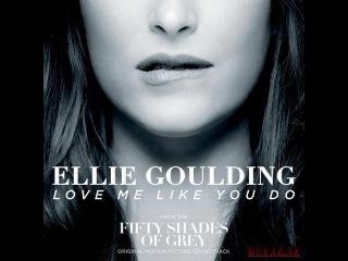 Александр Русин_Ellie goulding - love me like you do(Drum Cover)
