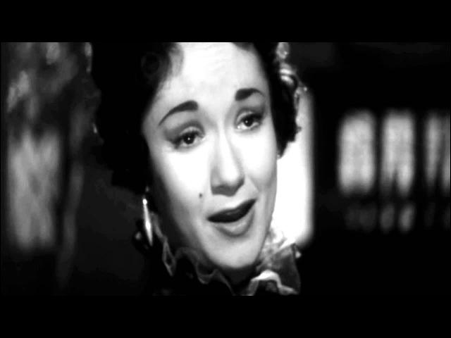 Lolita Torres Лолита Торрес No me mires más La edad del amor 1954