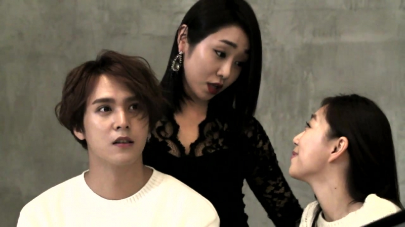 [MUSICAL] 25.11.2015 Musical The Great Catsby [Re:Boot] - Profile Photoshoot (DongWoon)