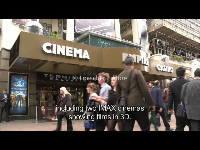 Loescher English Corner 3 3 Cinema and theatre in London with subtitles