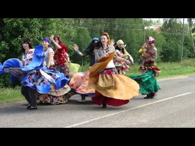 Танец балканских цыган