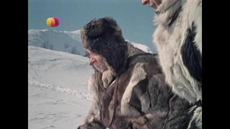 Следы на снегу 1955