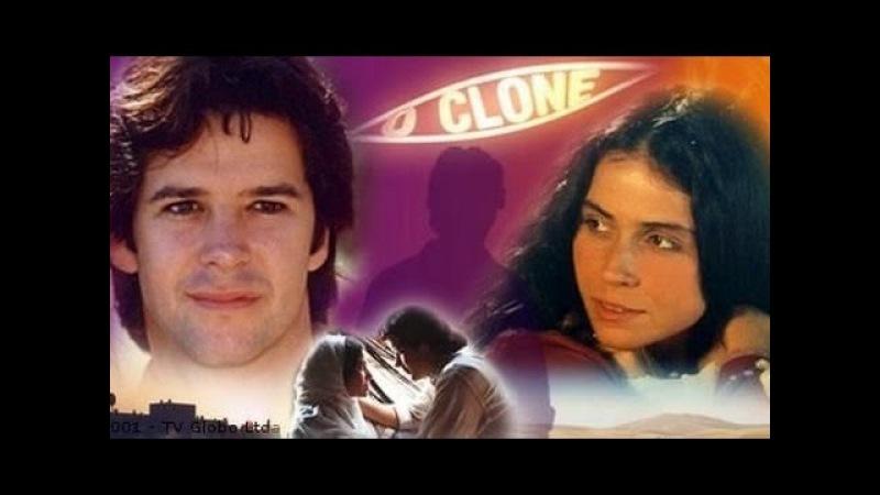 Клон / O Clone - Серия 18 из 250 (2001-2002) Сериал