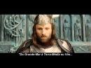 O Senhor dos Anéis O Retorno do Rei Coroação de Aragorn O Juramento de Elendil LEG PT