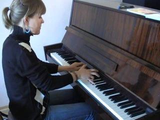 "Valentina Smirnova plays S. Rachmaninov. ""Lilacs'"". 2001"