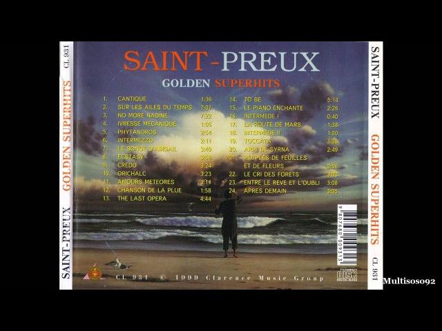 Saint Preux Golden Superhits Compilation Le Cri Des Forets