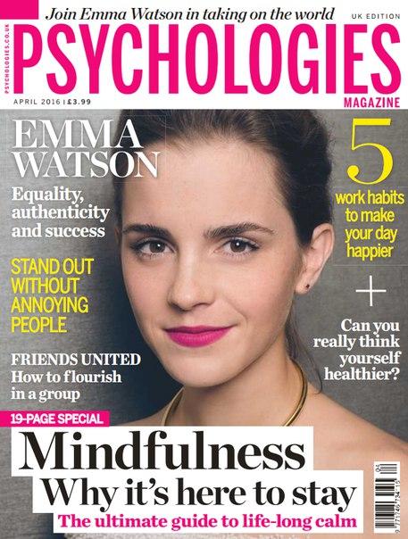 Psychologies UK - April 2016