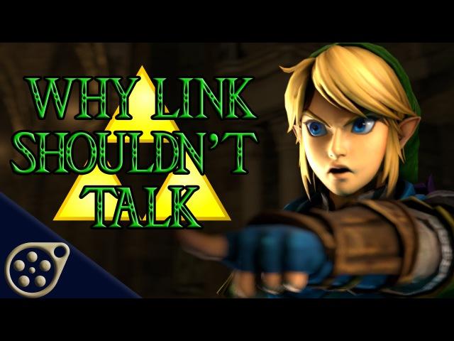 Why Link Shouldn't Talk Legend of Zelda SFM Animation feat ProZD