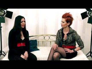 BravoSexy talk show  Lucy de Light guest Corazon del Angel