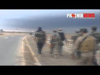 Мощный взрыв машины со смертниками ИГИЛ в Ираке