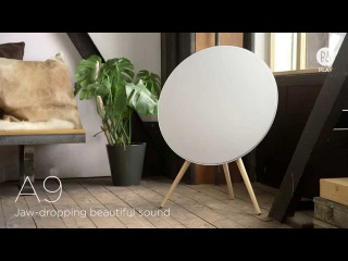 Introducing BeoPlay A9 from B&O PLAY by Bang & Olufsen