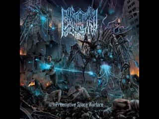 MASTICATION OF BRUTALITY UNCONTROLLED -Preemptive Space Warfare full album - Rotten Roll Rex