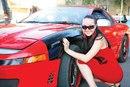 Личный фотоальбом Эвилины Кахрамановой