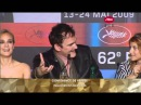 Inglourious Basterds Full Press Conference Cannes Film Festival 2009