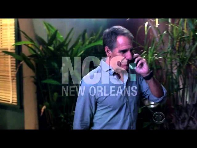 Промо Морская полиция Новый Орлеан 2 сезон