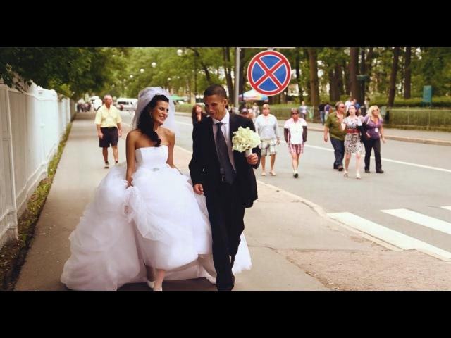 Свадебный клип (Руки Вверх - Ая яй)