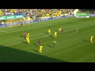 Шолу Вильярреал 2-2 Барселона. Ла Лига 2015/16. 30-шы тур