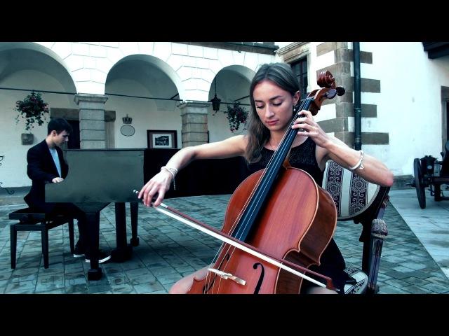 N Paganini Piano Cello Cover Paweł Opyd Ewelina Łubik Sonata No 12 E Minor Op 3