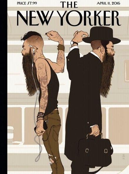 The New Yorker - 11 April 2016 vk.com